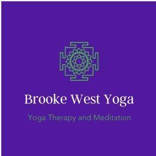 Brooke West Yoga Logo YTX Med