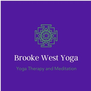 Brooke West Yoga Logo YTX Med